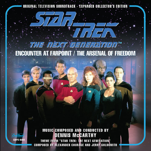 STNG Encounter At Farpoint  Music TechnologyMixing