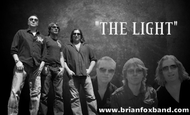 Brian FoxThe Light (Album)Audio ProductionMixing
