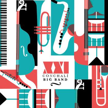 Conchali Big Band XXI (Album)Audio ProductionMixing & Mastering