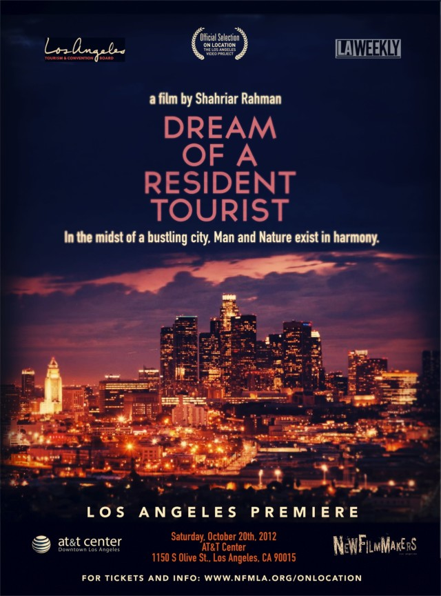Dream of a Resident Tourist (Short Film)Audio ProductionComposer & Mixer