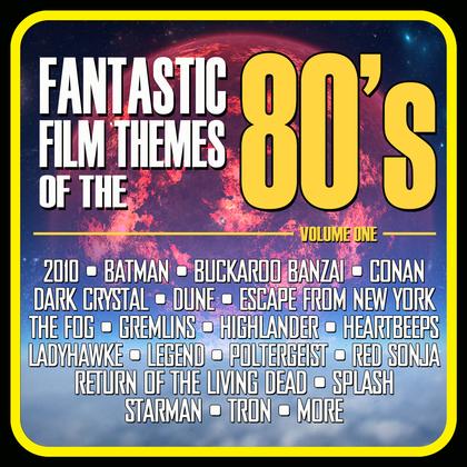 Fantastic 80's Film Themes (Album)Audio ProductionMixing