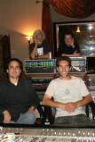 In StudioDave LewisBombshelter StudiosAudio Production