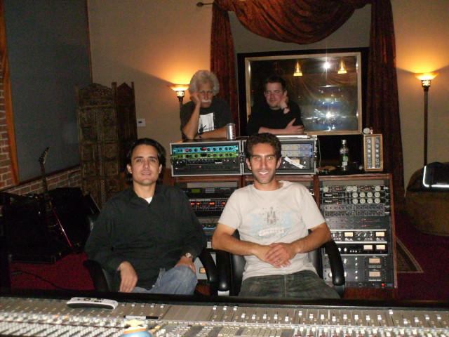 In StudioDave LewisBombshelter StudiosAudio Production