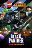 Lego Marvel Black PantherAudio ProductionScore Mixing