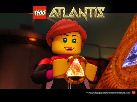 Lego AtlantisAudio ProductionMixing