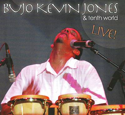 Bujo Kevin JonesLive (Album) Audio ProductionMastering