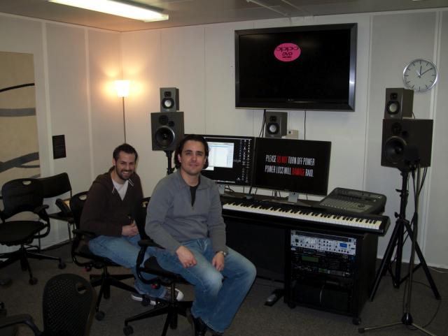 Art Center College of DesignMusic Recording RoomSound Design Instructor