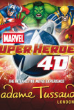 Marvel Super Heros 4D (Theme park)Audio ProductionMixing