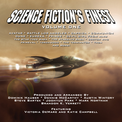 Science Fiction's Finest Vol. 1 (Album)Audio ProductionMixing
