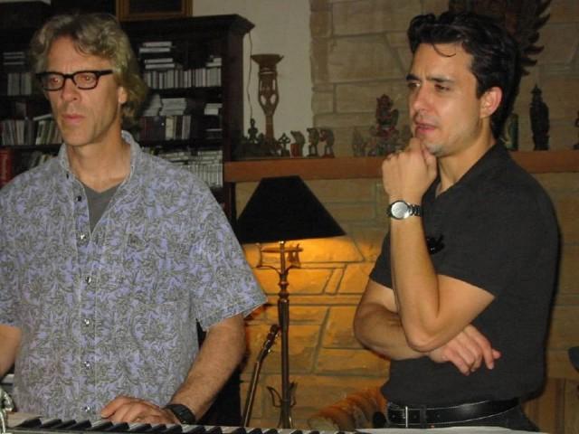In StudioStewart CopelandAudio TechnologyMOTU