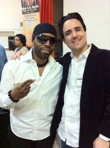Teddy Riley West L.A. Music ExpoMusic TechnologyMOTU