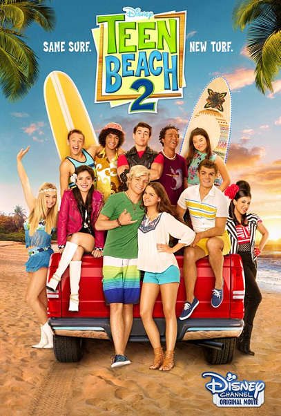 Teen Beach 2 (Film)Audio ProductionScore Mixing