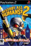 Destroy All Humans!2Audio ProductionAdditional MixingVideo Game