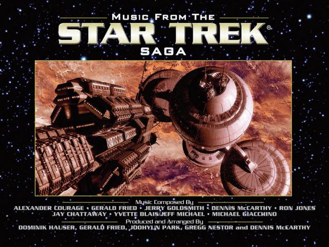 Music from the Star Trek Saga (Album)Audio ProductionMixing